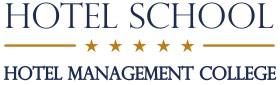 Hotelschool Main Logo en