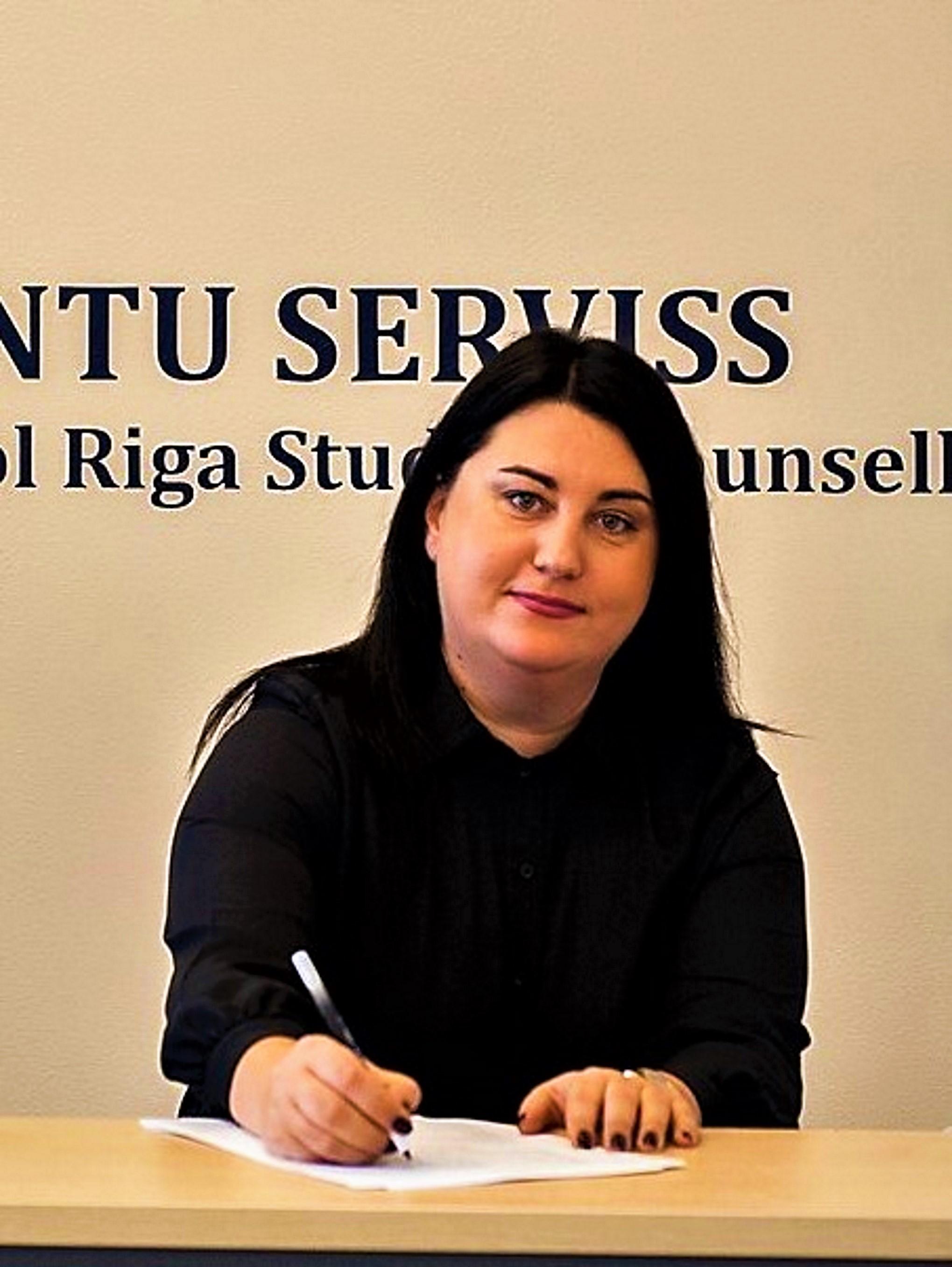 Anita Brutāne, Head of Student Service