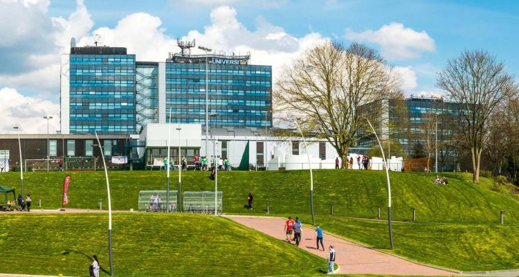 Встреча и презентация Университета Дерби (Великобритания)