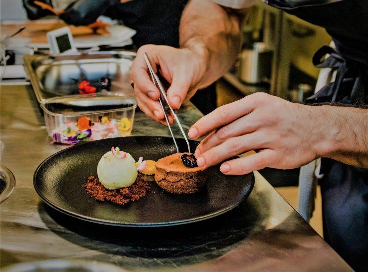 Кулинарный мастер-класс HOTEL SCHOOL