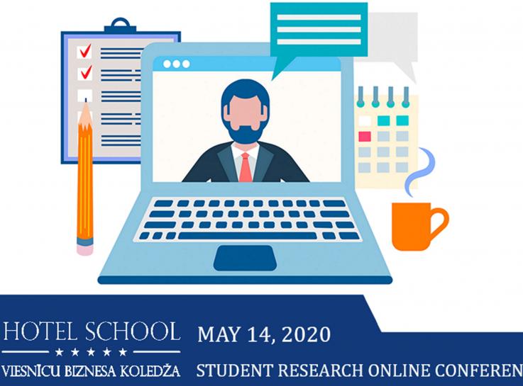 Studentu zinātniskās pētniecības darbu konference 2020