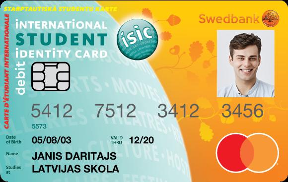ISIC– InternationalStudentIdentityCard